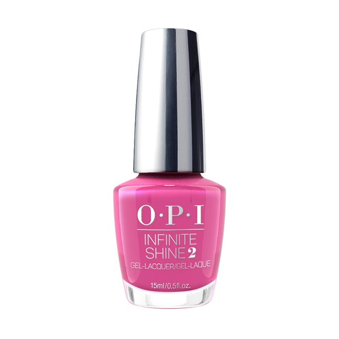 OPI Infinite Shine Nail Polish Lacquer ISLA20 La Paz-itively Hot 15ml