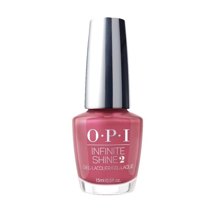 OPI Infinite Shine Nail Polish Lacquer ISLV11 A-Rose at Dawn Broke by Noon 15ml