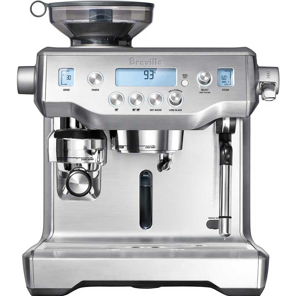 Breville BES980BSS The Oracle Espresso Coffee Machine