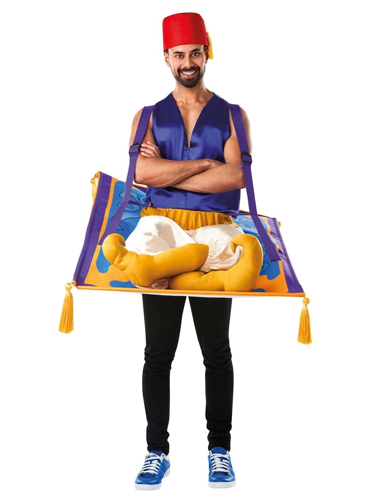 Aladdin Flying Carpet Deluxe Costume for Adults - Disney Aladdin