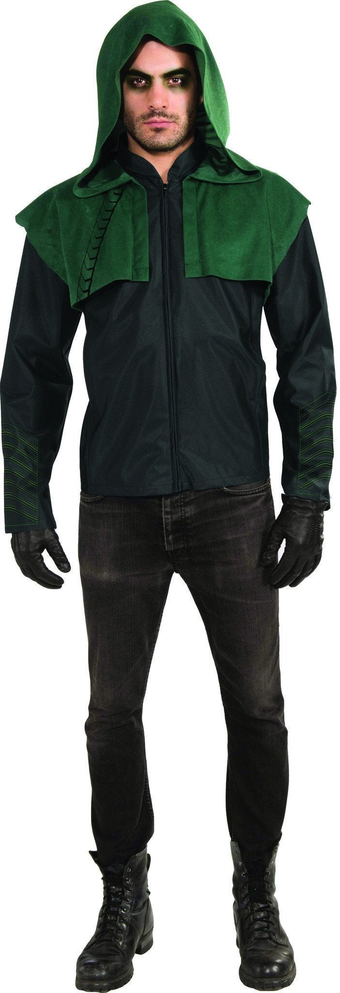 Arrow Deluxe Costume for Adults - Warner Bros DC Comics