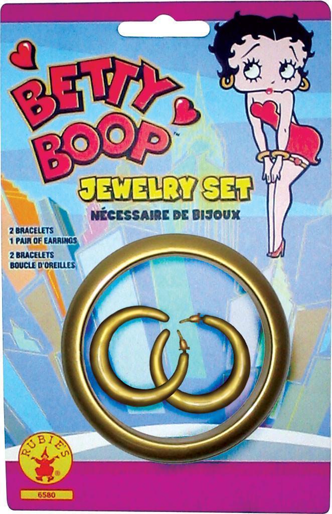Betty Boop Jewellery Set - Betty Boop
