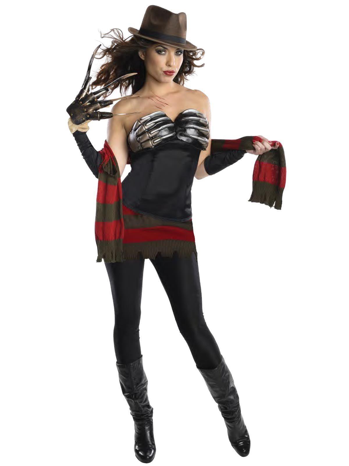 Freddy Krueger 'Never Sleep Again' Costume for Adults - Warner Bros Nightmare on Elm St