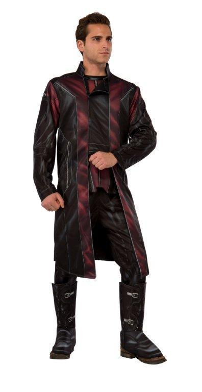 Hawkeye Deluxe Costume for Adults - Marvel Avengers