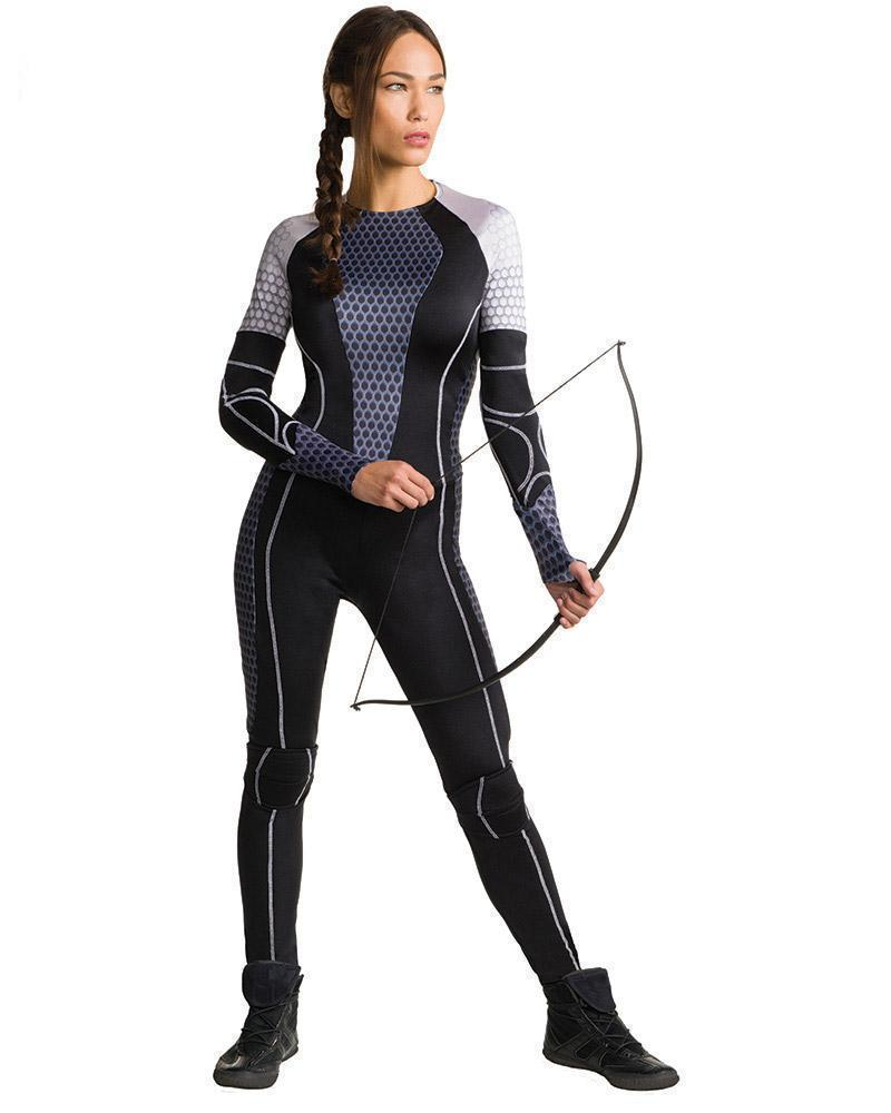 Katniss Everdeen Costume for Adults - The Hunger Games