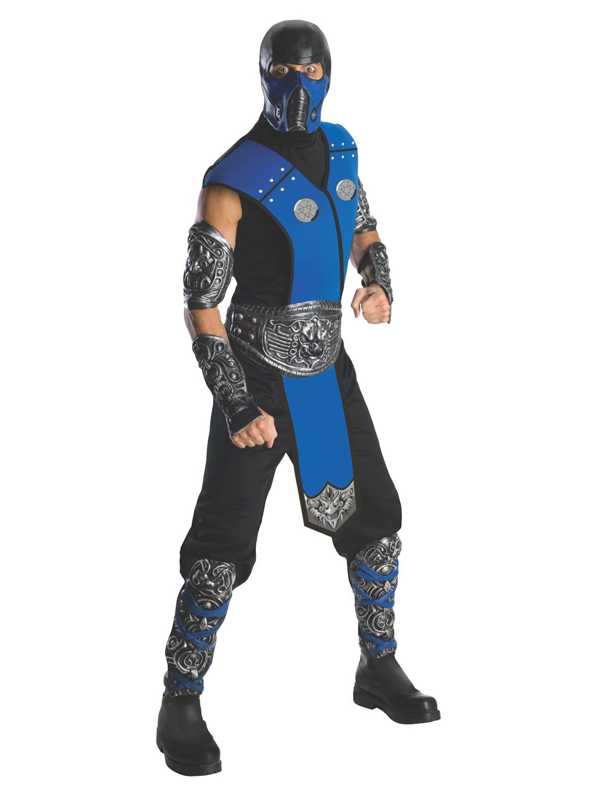 Subzero Costume for Adults - Mortal Kombat