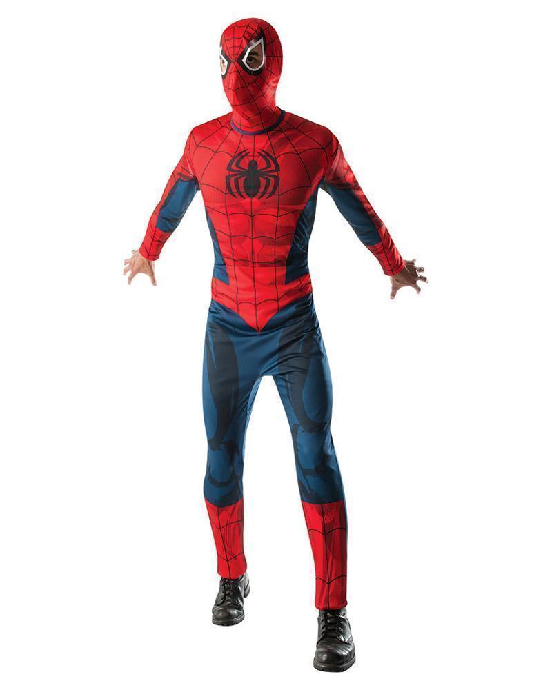 Spider-Man Costume for Adults - Marvel Spider-Man