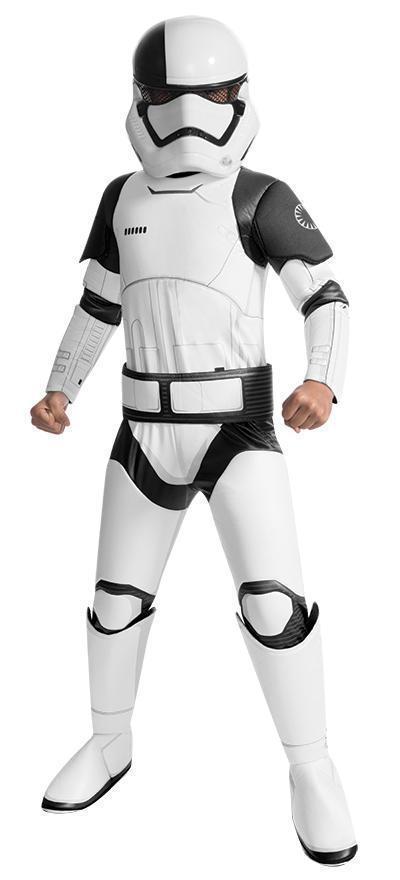 Executioner Trooper Deluxe Costume for Kids - Disney Star Wars