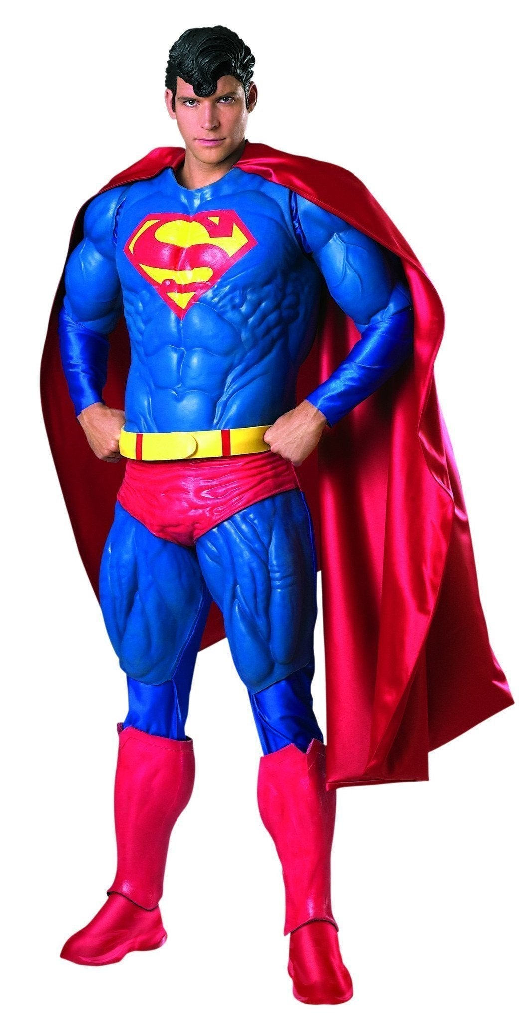 Superman Collector's Edition Costume for Adults - Warner Bros DC Comics