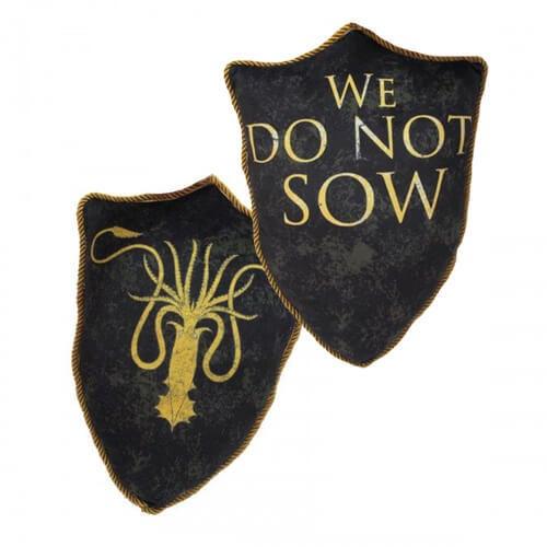Game of Thrones Greyjoy Sigil Throw Pillow