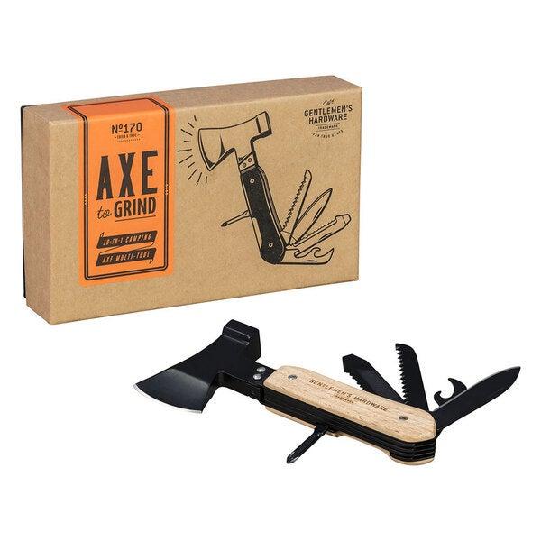 Gentlemen's Hardware Axe Multi-Tool