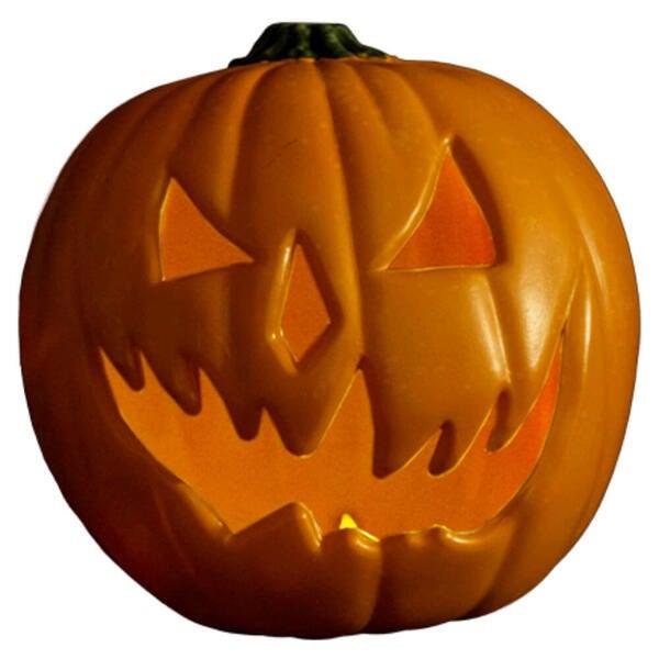 Halloween 6 Light Up Pumpkin Prop