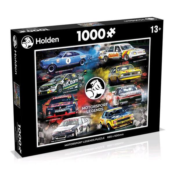 Holden Legends 1000 piece Jigsaw Puzzle