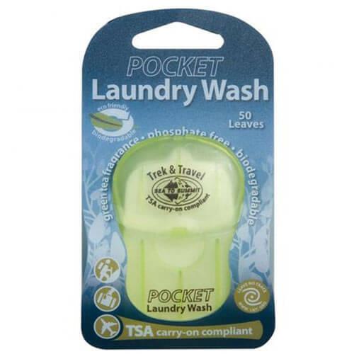 LAUNDRY SOAP Paper Travel Soap