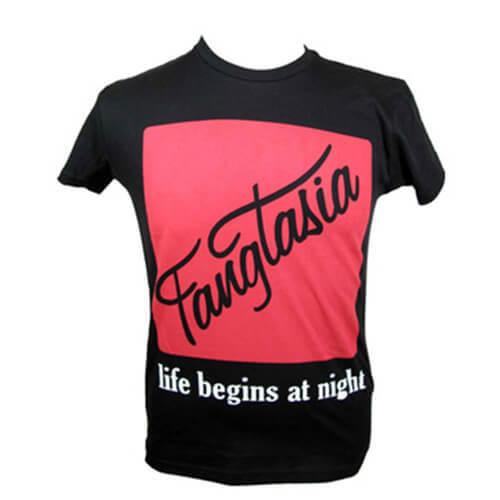 M MED Gildan True Blood Fangtasia T-Shirt