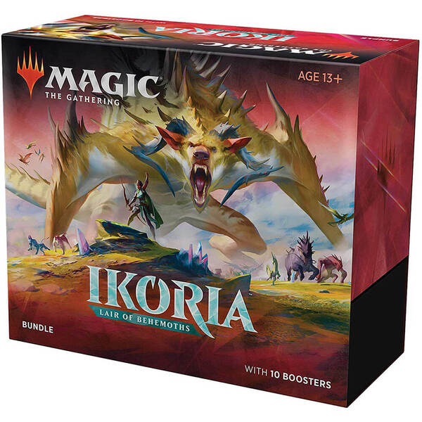 Magic the Gathering Ikoria: Lair of Behemoths Bundle
