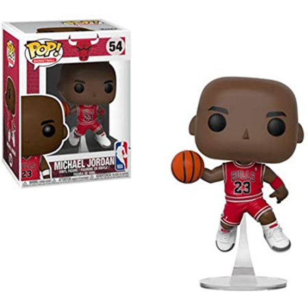 NBA Bulls Michael Jordan Pop! Vinyl