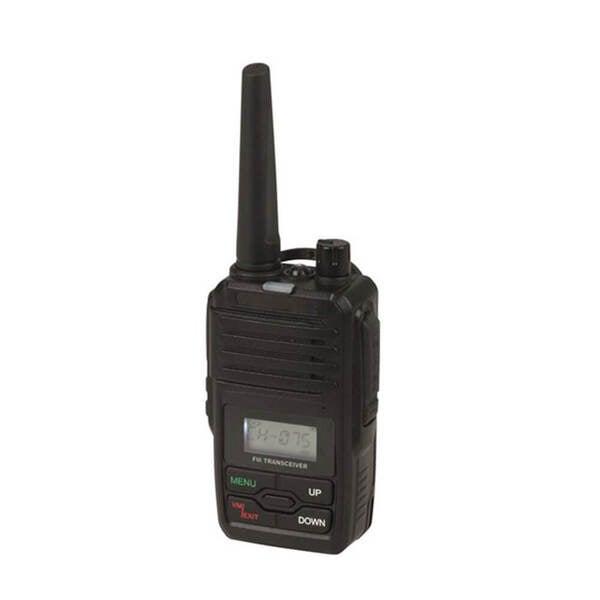 Nextech Nextech Mini Rechargable UHF Tranceiver Radio (2W)