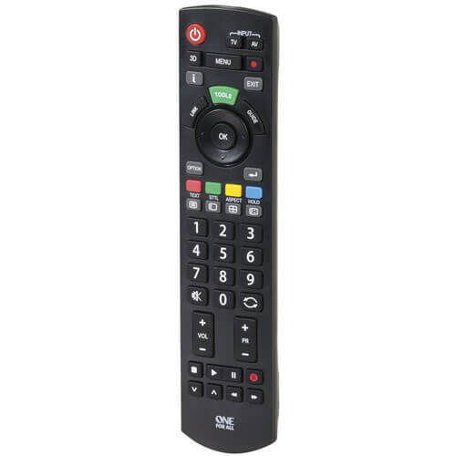 PANASONIC One-for-All Replacement TV Remote