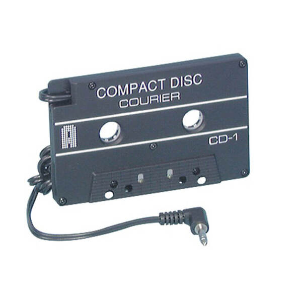 CD-Cassette 3.5mm Adaptor