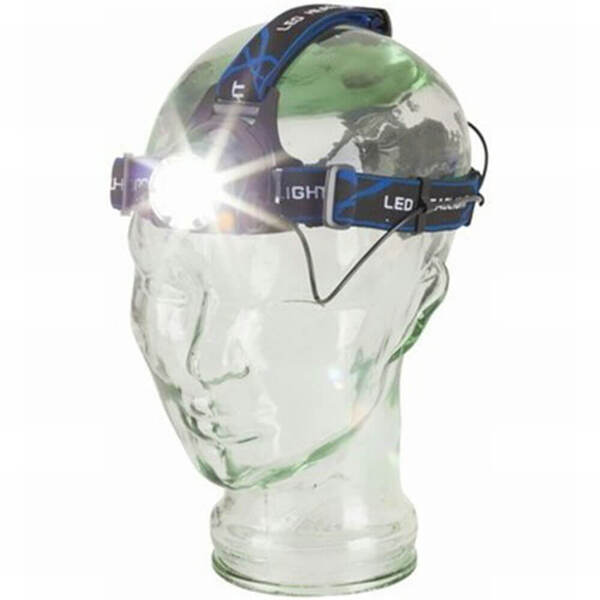 Cree XML 550 Lm Rechargeable Head Torch w/ Adjustable Beam