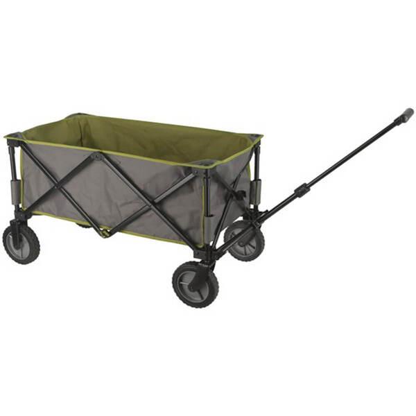 Folding Trolley w/ Carry Bag & Handle (910x480mm 100Kg Load)