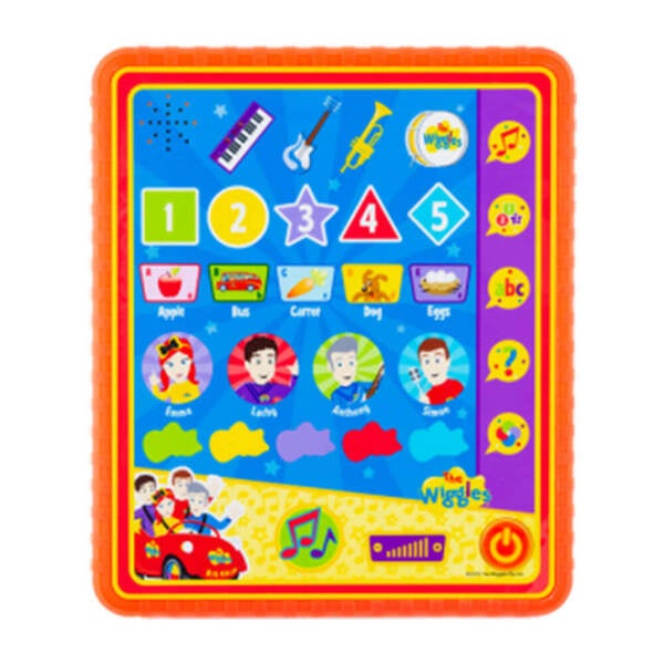 The Wiggles My First Learning Tablet