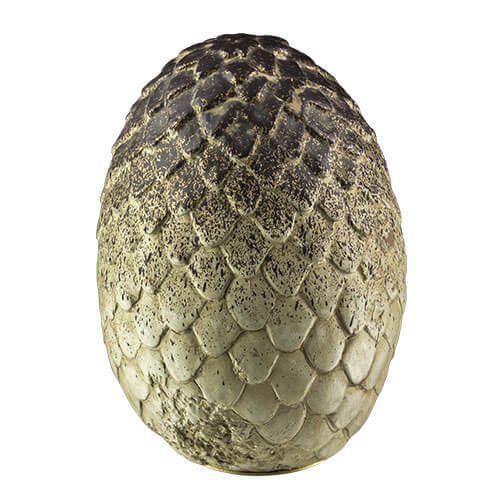 VISERION Game of Thrones Dragon Egg Paperweight