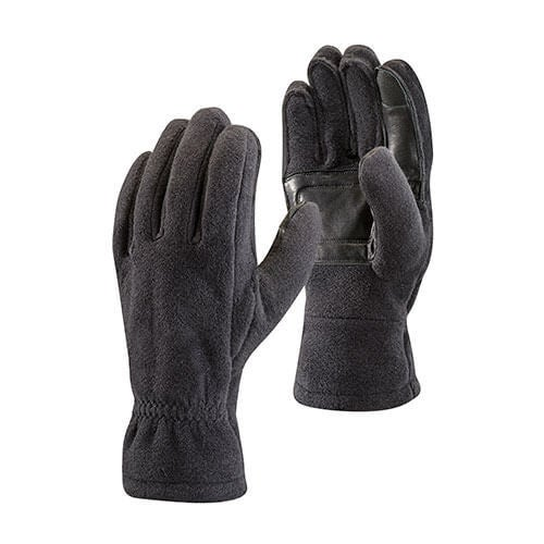 XL Black Diamond Mid Weight Gloves F16