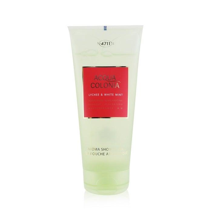 4711 Acqua Colonia Lychee & White Mint Aroma Shower Gel 200ml/6.8oz