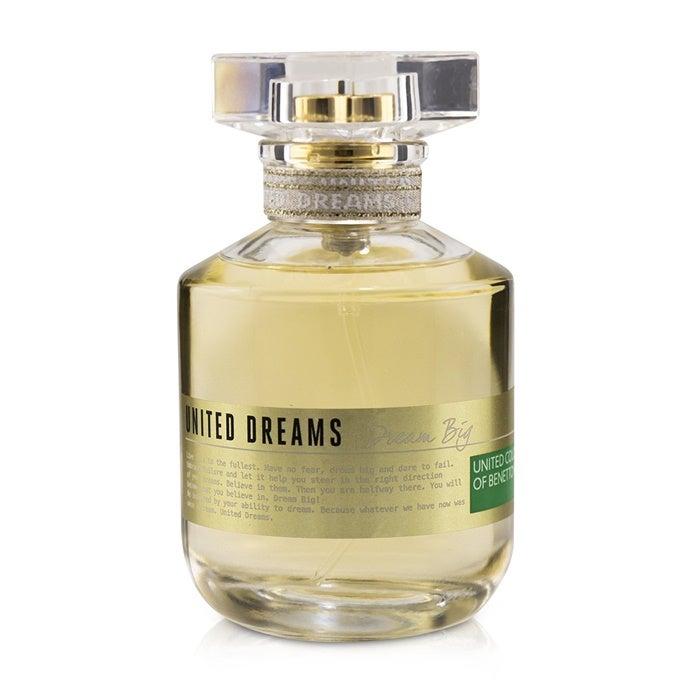 Benetton United Dreams Dream Big Eau De Toilette Spray 80ml/2.7oz