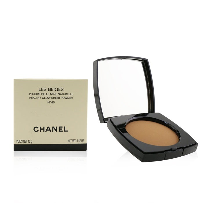 Chanel Les Beiges Healthy Glow Sheer Powder - No. 40 12g/0.42oz