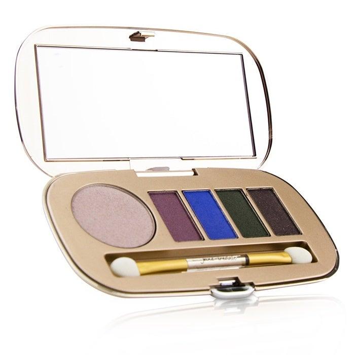 Jane Iredale Let's Party Eyeshadow Kit (5x Eyeshadow 1x Applicator) 9.6g/0.34oz