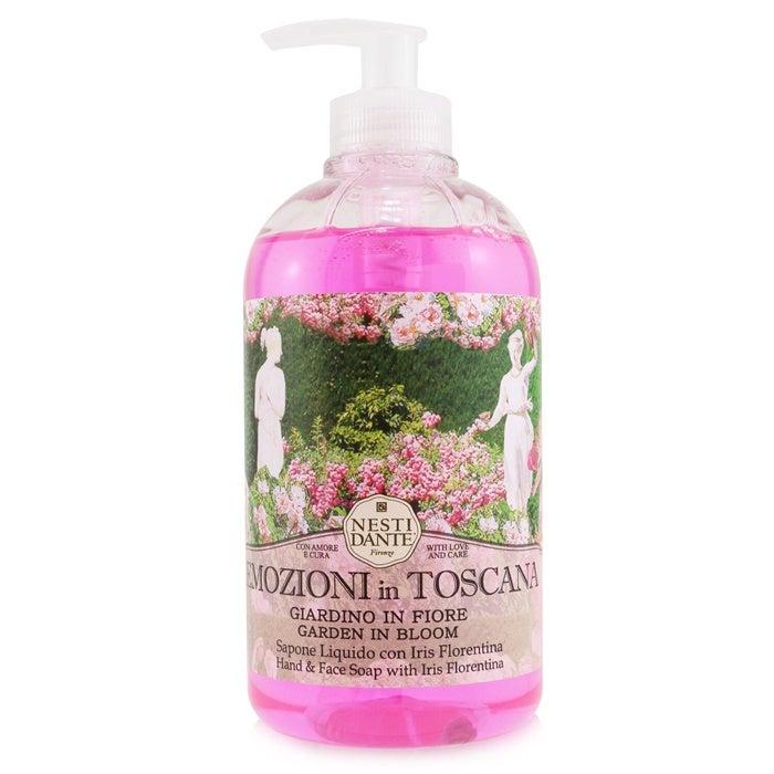 Nesti Dante Emozioni In Toscana Hand & Face Soap With Iris Florentina - Garden In Bloom 500ml/16.9oz