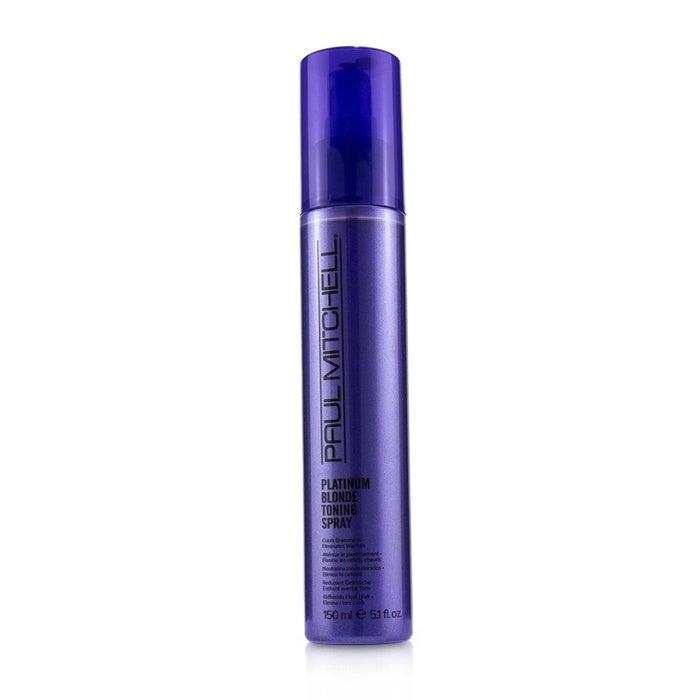 Paul Mitchell Platinum Blonde Toning Spray (Cools Brassiness - Eliminates Warmth) 150ml/5.1oz