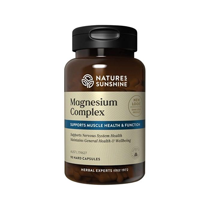 Skincare Nature's Sunshine Magnesium Complex 90c