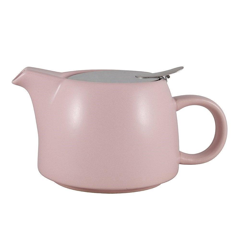Ambrosia Zoey Stoneware Teapot 500ml Pink