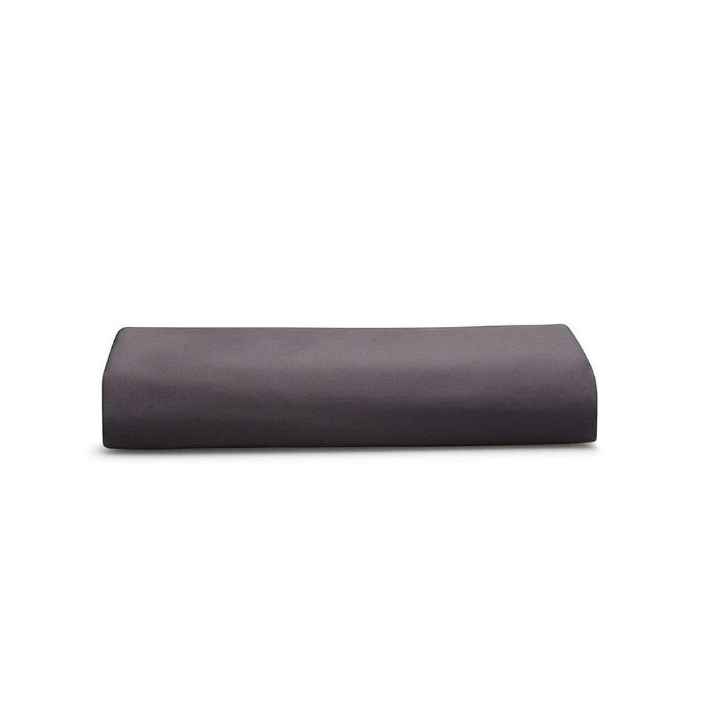 MyHouse Ashton Fitted Sheet Double Bed Graphite