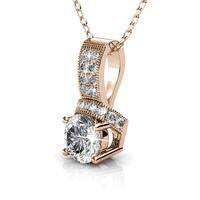 Deluxe Pendant Embellished with Swarovski crystals