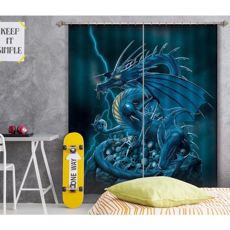 3D Comollon 005 Vincent Hie Curtain Curtains Drapes