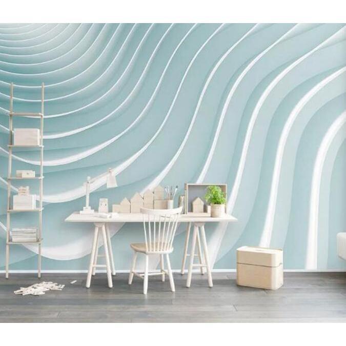 3D Irregular Lines 1183 Wall Murals