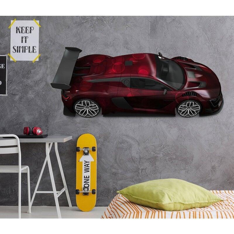 3D Mclaren Side 265 Vehicles