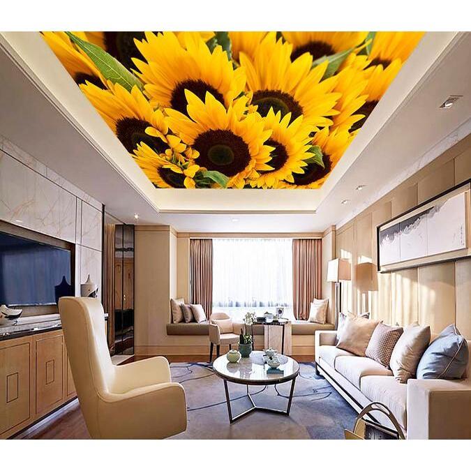 Lush Sunflowers