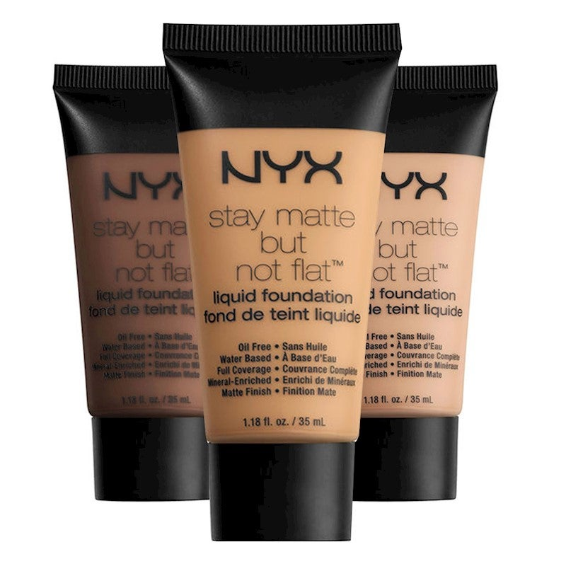 NYX Stay Matte But Not Flat Liquid Foundation SMF