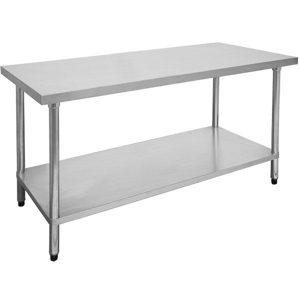 Modular Systems Economic Stainless Steel Table 600x600x900 0600-6-WB Prep Benches