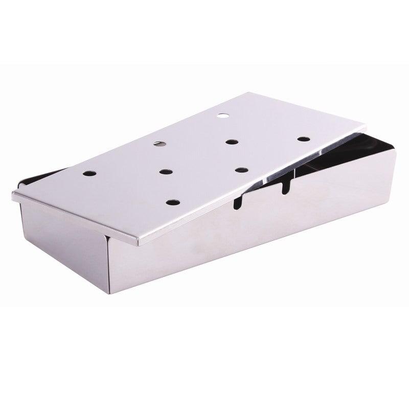 Gasmate Stainless Steel Smoker Box Rectangular