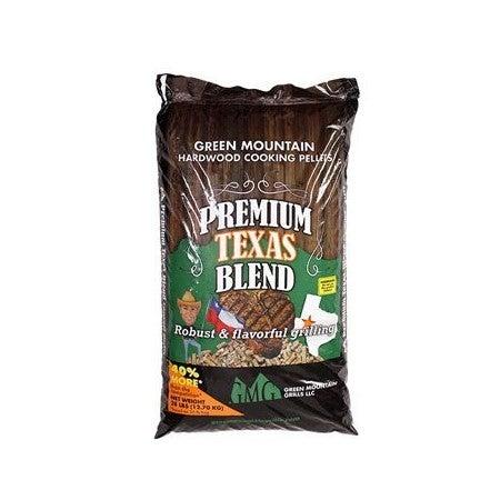 GMG Premium Hardwood Texas Blend Pellets