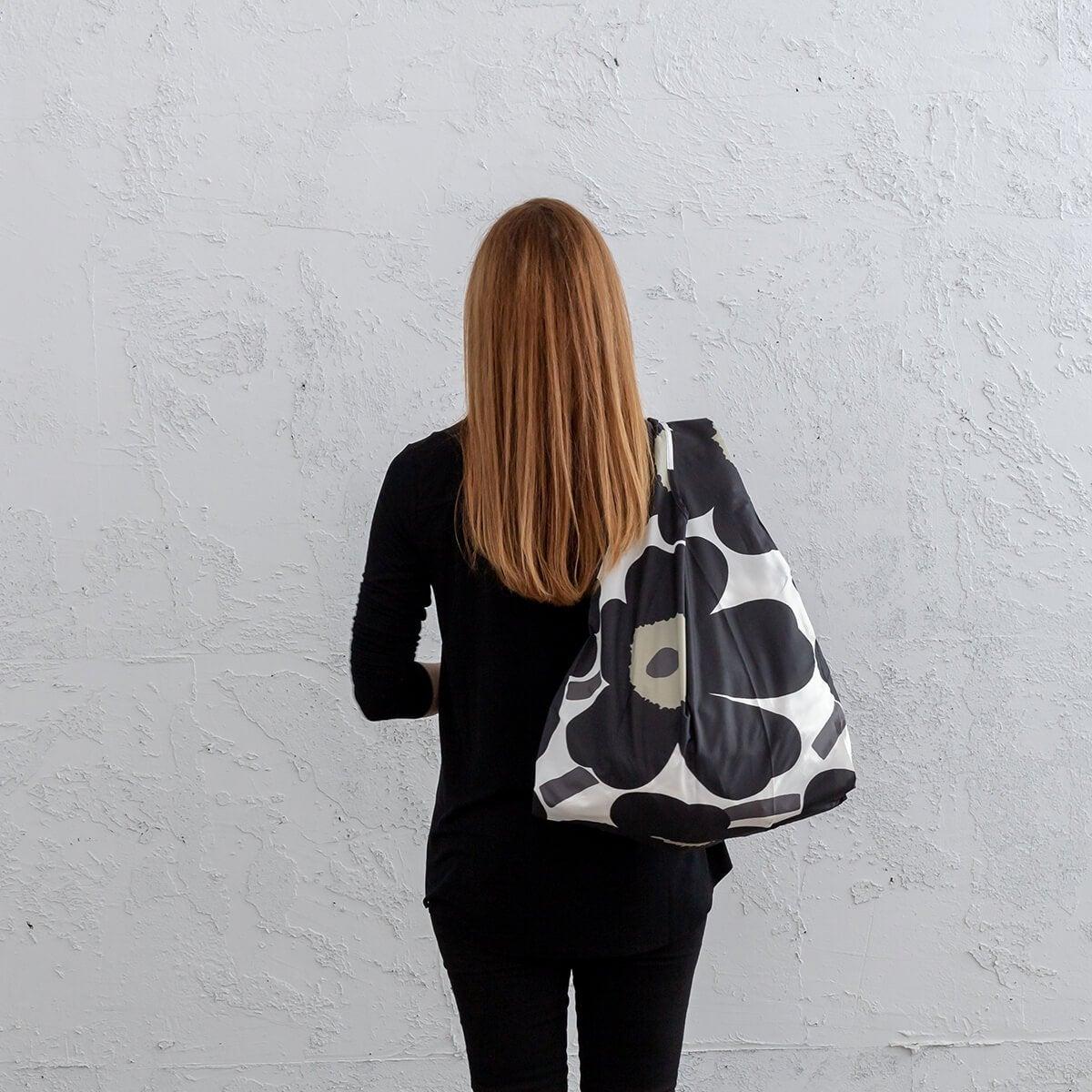 MARIMEKKO - PIENI UNIKKO SMART BAG - WHITE + BLACK + OLIVE