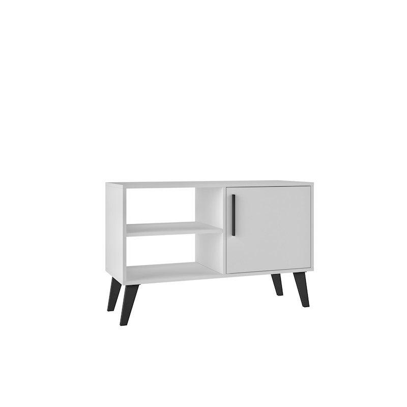 BRV Moveis Buffet in MDP 15mm, White 58.5 x 90 x 35cm