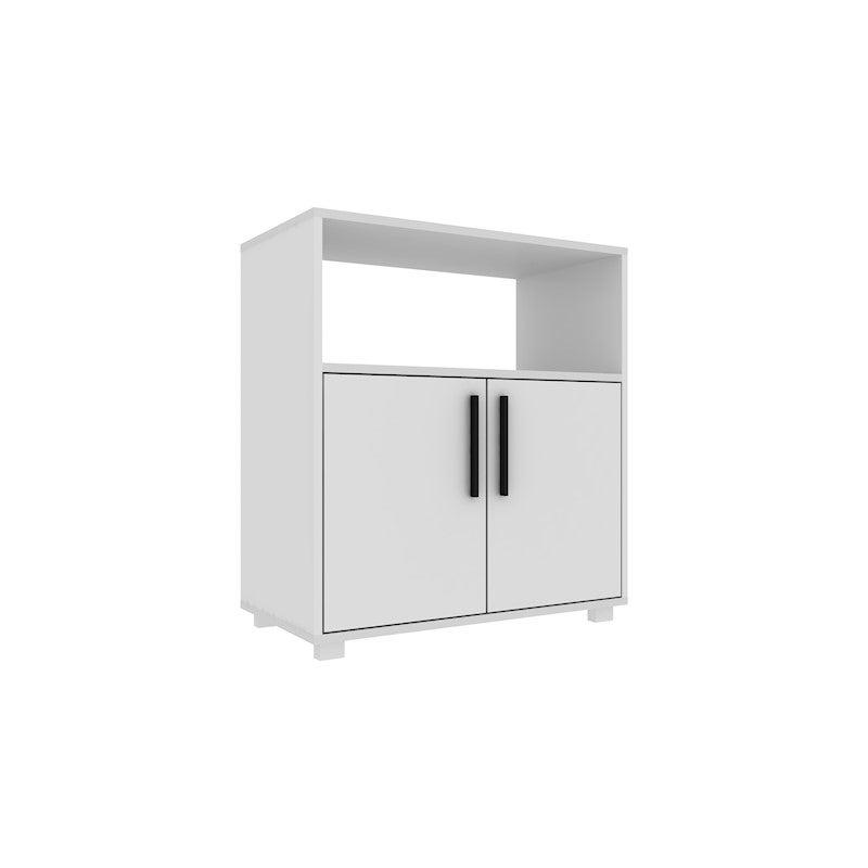 BRV Moveis Kitchen Organizer in MDP 15mm, White 74 x 67.5 x 29.4cm